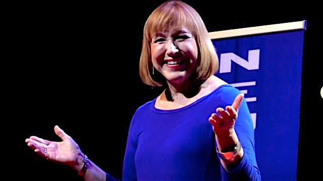 Denise Medved, at TEDx
