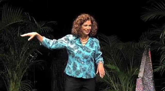 Polly Pitchford, motivational speaker, FL