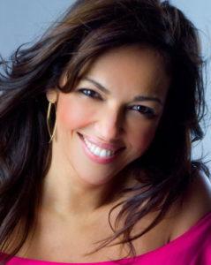 Cris Linnares, Womens Health and Empowerment Speaker, creator of Diva Dance.