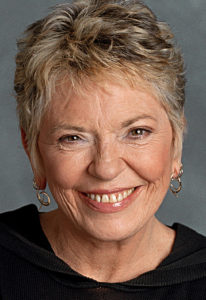 Linda Ellerbee, breast cancer survivor speaker, journalist, NY, NY