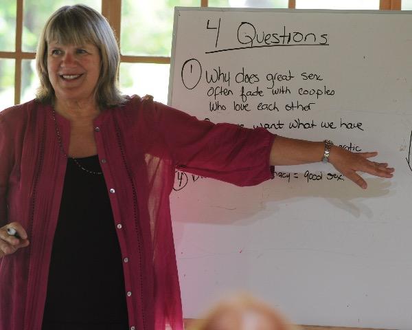 Linda Carroll - 4 questions