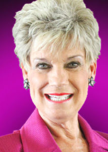Sally Baskey, humorous motivational speaker, TX