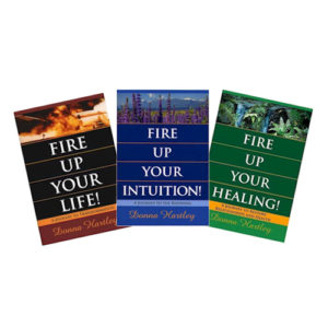 Fire Up Books by Donna Hartley