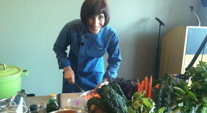 Rebecca Katz: Ready, Set, Taste!